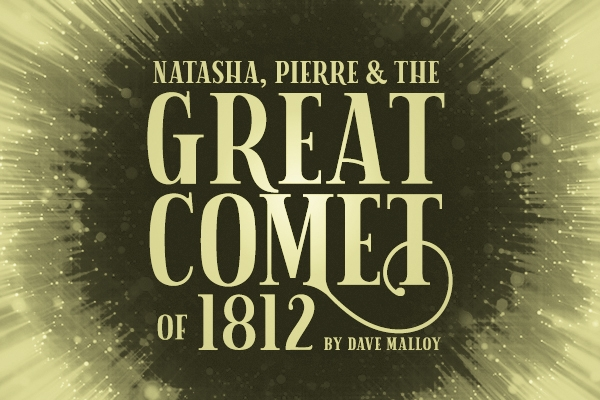 Natasha, Pierre, and the Great Comet Promotional Image.